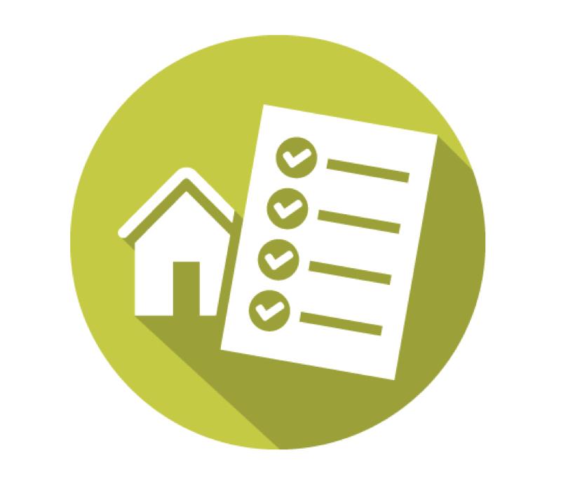 Unterlagen Immobilienverkauf